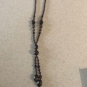 Jewelry - Smoky Topaz Necklace